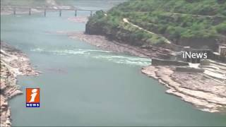 Krishna Water Flows Into Srisailam | iNews