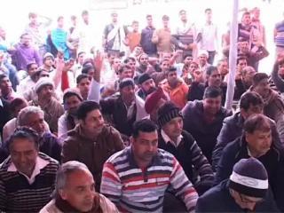 पानीपत सब्जी मंडी के आढ़ती उतरे अनिश्चित कालीन हड़ताल पर