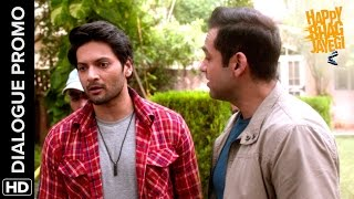 Ali Fazal refuses to visit Lahore  Happy Bhag Jayegi  Dialogue Promo