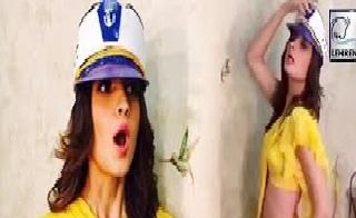Alia Bhatt Dances To 'Tip Tip Barsa Pani' Rustom Promotions