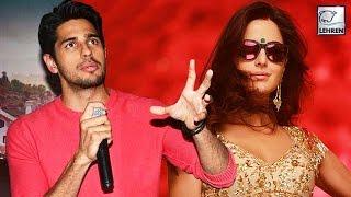Sidharth Malhotra ANGRY With Katrina Kaif Over 'Kala Chashma'?