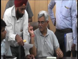 राज्यमंत्री मनीष ग्रोवर ने अभय चौटाला पर साधा निशाना
