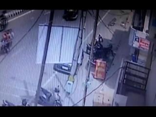 यहां चोर दिखा रहे पुलिस को आंख, हर 34 घंटे में चोरी होता है वाहन