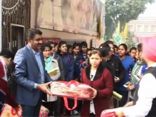 पानीपत से बेटी बचाओ -बेटी पढ़ाओ जागरूकता रैली हुई रवाना
