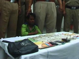 चेकिंग के दौरान RPF ने चोरी के एक आरोपी को धर दबोचा