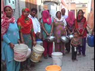 हरियाणा में सूखे ने दी दस्तक, खरीदकर पानी पी रहे लोग