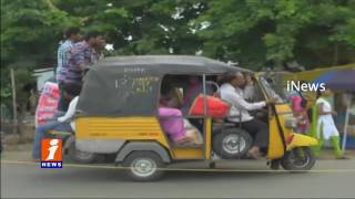 Police Neglects Public at Krishna Pushkaralu at Nagarjuna Ghat | iNews