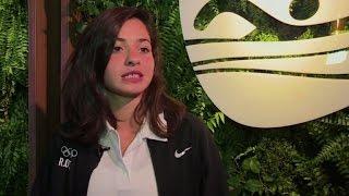 """I want to help refugees, says Syrian refugee swimmer Mardini"