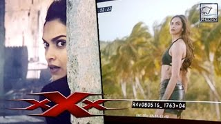 Deepika Padukone's NEW Pics From XXX Edit Room