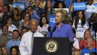 Clinton to Ask Biden to Continue Cancer Efforts