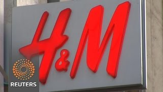 July sales boost at H&M