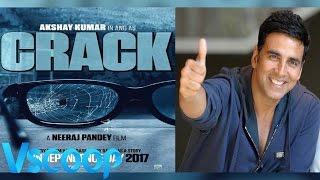 1st Poster | Crack | Akshay Kumar, Neeraj Pandey #VSCOOP