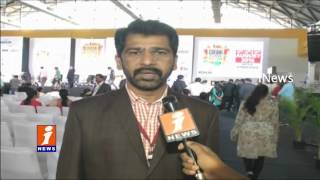 Hot Discussion on GST Bill at CREDAI Show in Hitex | Hyderabad | iNews