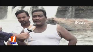 Bogatha Waterfalls attract Tourists In Khammam | Lack of Security at Waterfalls | iNews