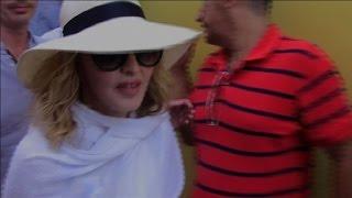 Madonna celebrates 58th birthday on visit to Cuba