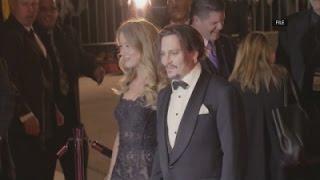 Depp and Heard settle divorce