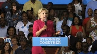 Clinton to Philly Voters: Don't Be Complacent