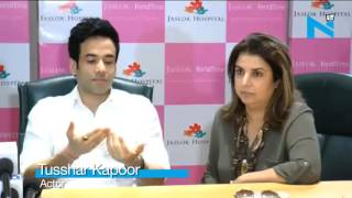 Not in hurry to become husband but father: Tusshar Kapoor