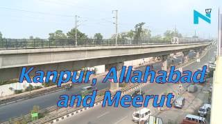 Four cities to get metro in Uttar Pradesh
