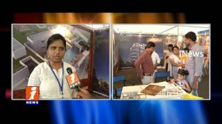 Top Real Estate Companies Install Stalls at CREDAI Property Show | Hyderabad | iNews