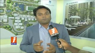 Lot Of Changes Happening In Real Estate After KCR Become CM |  Cybercity Builders Officials | iNews