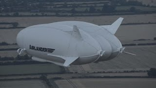 World's 'largest aircraft' gets off ground