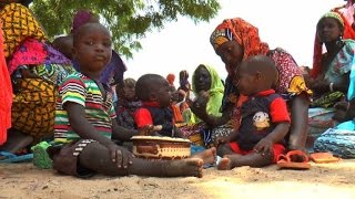 Niger's Diffa displaced celebrate World Humanitarian Day
