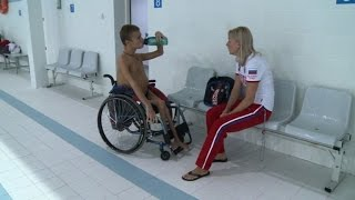 Russian Paralympic athletes steadfast as Rio ban ruling looms