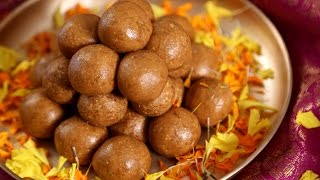 Homemade Peanut Laddu Janmashtami Special Recipe | Divine Taste With Anushruti