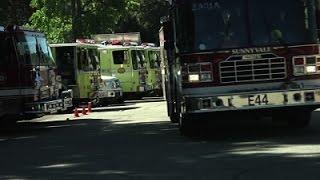 Official: 'Erratic Fire Behavior' to Continue