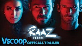 Raaz Reboot Official Trailer   Emraan Hashmi, Kriti Kharbanda, Gaurav Arora #VSCOOP