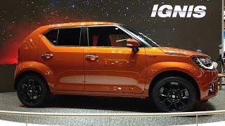 Maruti Suzuki to launch all new Ignis in the festive season
