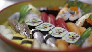 Brazilian chef wins 'World Sushi Cup' in Tokyo