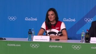 Pole vault star Isinbayeva announces retirement in Rio