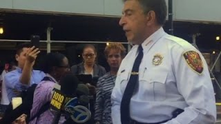 New Jersey Transit Chief Describes Bus Accident