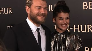 'Ben-Hur' Cast Pick Olympic Heroes