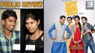 Happy Bhag Jayegi PUBLIC Review Diana Penty Ali Fazal Abhay Deol