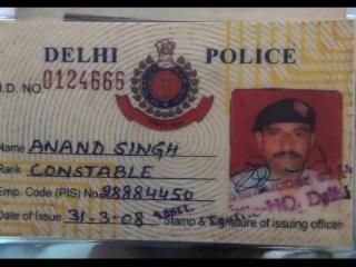 कांस्टेबल की दिल्ली में ड्यूटी के दौरान हत्या, घर में छाया मातम