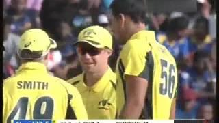 Mithell Starc breaks Saqlain Mushtaq's record of fastest 100 ODI wickets