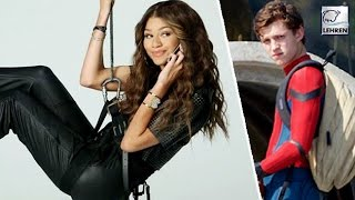Spider-Man: Homecoming- Zendaya's Role REVEALED!! Tom Holland