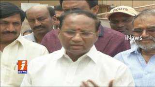 Kodela Praises Kutumba Rao for Offering Vegetables to Annadhanam | Krishna Pushkaralu | iNews