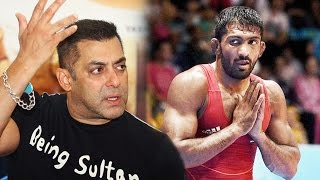 Salman Khan Fans ATTACK Yogeshwar Dutt After His Loss - Rio Olympic 2016