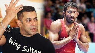 Salman Khan Fans ATTACK Yogeshwar Dutt After His Loss - Rio Olympic 2016