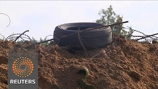 After rocket fire from Gaza, Israel hits targets