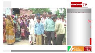 ग्रामीणों ने राशन की कालाबाज़ारी कर रहे कोटेदार को रंगेहाथों पकड़ा