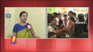 DK Aruna Face to Face with iNews on New District Formation