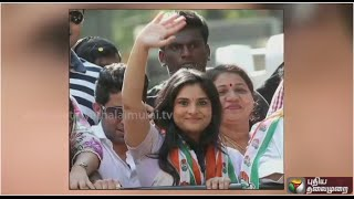 Actor-Turned-Politician Ramya Faces Sedition Case for Praising Pakistan