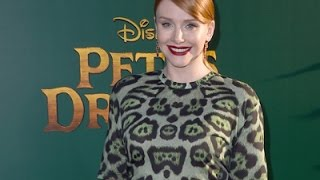 'Pete's Dragon' Cast Wowed by Howard