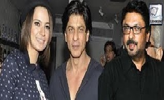 WOW!! Shahrukh OPPOSITE Kangana In Sanjay Leela Bhansali Film