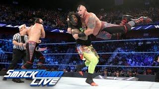 Usos vs. Ascension - SmackDown Tag Team Championship Tournament Match: SmackDown Live, Aug. 23, 2016